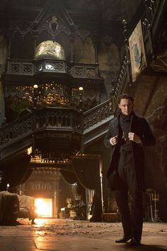 thomas welcomes you to allerdale hall | Crimson Peak 10.16.15