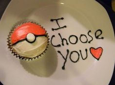 Pokemon <3 If a guy gave me this with an engagement ring where the button is, I think I'd have to say yes.