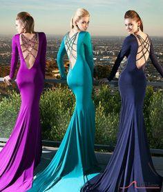 Evening Dresses Tarik Ediz Spring-Summer 2014