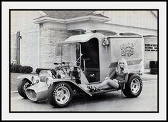 """Brinks Express"" Show Car, 1973 | Flickr - Photo Sharing!"