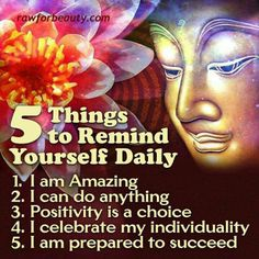 Program Your Mind with These Affirmations.