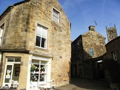 Cobbles Coffee Shop, Longnor - an excellent small cafe in the stunning Staffordshire Peak District.