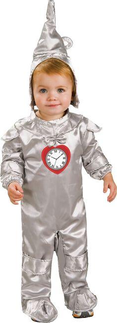 Toddler Boys Wizard of Oz Tin Man Costume - Party City