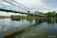 Sallanan Köprü Avanos - Kızılırmak