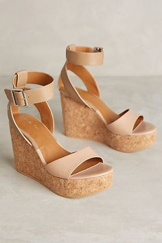 Lien.Do Dulce Wedges #anthropologie
