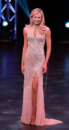 Pageant Tips, Beauty Pageant, Pageant Dresses, Formal Dresses, Fashion Art, Girl Fashion, Miss Florida, Miss Dress, Special Occasion Dresses