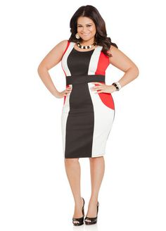 Shop affordable, plus size women's sweater dresses online for Off now at Ashley Stewart. Get your trendy clothing for less at Ashley Stewart. Curvy Fashion Summer, Trendy Plus Size Fashion, Curvy Women Fashion, Plus Fashion, Fashion Ideas, Plus Size Dresses, Plus Size Outfits, Cute Dresses, Dresses For Work
