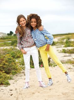 Preppy pastels and floral prints will have them ready for all the season's special occasions.