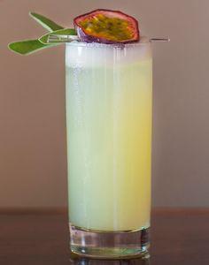 Ugens cocktail: Drink med vodka, passionsfrugt og salvie - Eurowoman