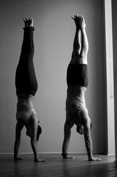 yoga - strength, balance