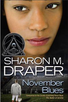 November Blues (The Jericho Trilogy) by Sharon M. Draper,