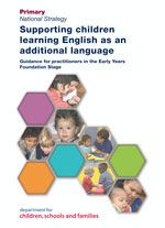 Supporting Children learning English as an Additional Language