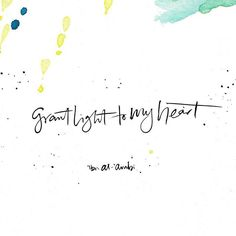 Life Of My Heart — Ibn Arabi Sufi Quotes Brush lettered Islamic Art www.lifeofmyheart.com.au