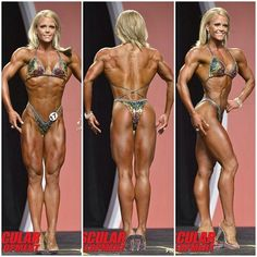 Nicole Wilkins wins Figure Olympia wearing Elizabeth Dwelle Jewelry | Elizabeth Dwelle Jewelry Designs