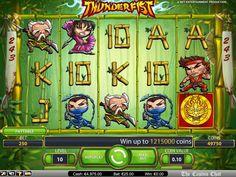 Thunderfist – A NetEnt Slot Review