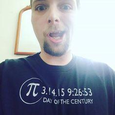 Happy Pi day y'all! Mmm pi... #piday