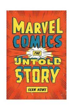 Libro de Marvel: La historia jamás contada