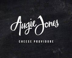 Augie Jones Brand Design by Mijan Patterson