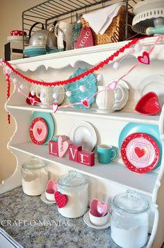 Valentine Heart Specimen Art - Craft-O-Maniac