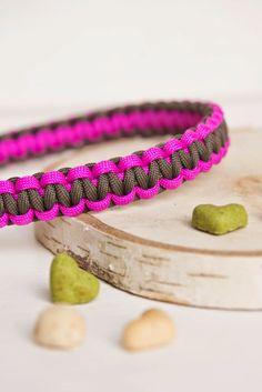 Wie schon angekündigt, geht´s heute gleich los mit meinem DIY für ein tolles Hundehalsband! Stylish wirken diese Bänder natürlich auch am H...
