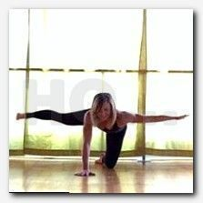 Yoga to reduce belly fat after c section