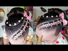 Toddler Hair, Cornrows, Box Braids, Short Hair Styles, Halloween Face Makeup, Style Inspiration, Videos, Youtube, How To Do Cornrows