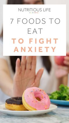 Foods To Eat, Good Mood, Food Inspiration, Mental Health, Anxiety, Healthy Eating, Science, Healthy Recipes, Diet