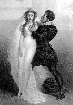 """Charles Kemble and Harriet Smithson as Romeo and Juliet: Smithson was cast as Juliet, where she revolutionized the women's role in theater by becoming as important as her male counterpart, Romeo. Until this point, women's lines in theater were heavily cut and censored to deemphasize the role for the company's """"restricted talent."""" Smithson's genuine portrayal of her characters led to her fame and elusiveness. Until her fame, tragedy was considered primarily a man's realm. Her distinctly…"""