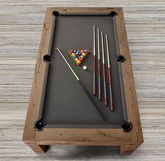 Brunswick Parsons Billiards Table