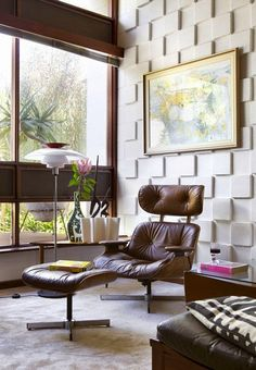 Eye For Design: Decorating In Mid-Century Modern Style.