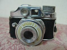 Vintage Toko Mighty Subminiature Spy Camera Made in Occupied Japan Bought ebay $23. Sold Facebook site $35 Total now $9,439