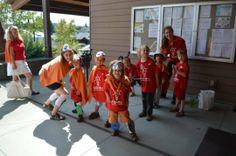 Community Superheroes Adventure Camp Bainbridge Island, Washington  #Kids #Events