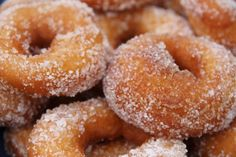 Onion Rings, High Tea, Winter Food, Cakepops, Donuts, Doughnut, Cake Recipes, Cupcakes, Food And Drink