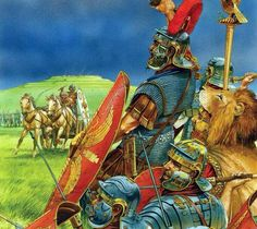 Legions Triumphant: Field of Glory Imperial Rome Army List Military Art, Military History, Ancient Rome, Ancient History, Fall Of Constantinople, Greek Pantheon, Romulus And Remus, Roman Legion, Celtic Warriors