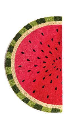 Have a Slice Door Mat #watermelon #doormat
