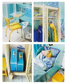 Kids Room – Old Lockers