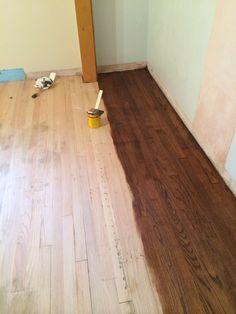 Refinishing Hardwood Floors, Water Damage, Dandy, Restoration, Had To,  Whatu0027s The, Remodeling, The House, Flooring