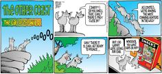 ❤ =^..^= ❤   The Other Coast Comic Strip, July 04, 2010 on GoComics.com