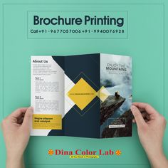 Broucher Design, Brochure Printing, Brochure Cover Design, Free Shipping, Prints, Photography, Scenery, Photograph, Fotografie