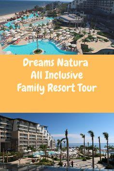 Dreams Natura Resort & Spa All Inclusive Mexico, All Inclusive Family Resorts, Mexico Resorts, Best Honeymoon, Riviera Maya, Resort Spa, Where To Go, Tours, Dreams