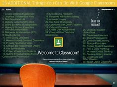 35 More Things You Can Do With Google Classroom...