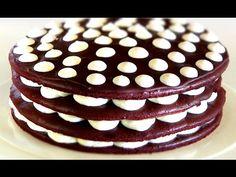 "(31) Торт "" Вупи Пай"" / Шоколадный торт - YouTube"