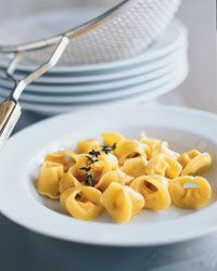Vetri's Almond-Ricotta Tortellini with Truffle Butter Recipe on Food & Wine
