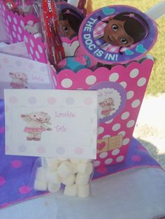 Doc McStuffins Birthday Party Ideas | Photo 2 of 49 | Catch My Party