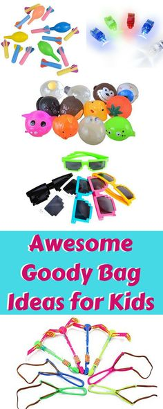 We all know how much kids love goody bags... they are a party MUST! You don't have to spend a lot of money to give guests a GOOD party favor bag with items they would actually WANT. I am sharing the best goody bag favors that kids love!