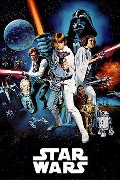 """""""Star Wars"""" o """"La guerra de las galaxias"""", pelicula que marco un impacto positivo, muy fuerte al genero de ciencia ficcion, logrando atraer a millones de admiradores al rededor de todo el mundo #QueImpacto"""
