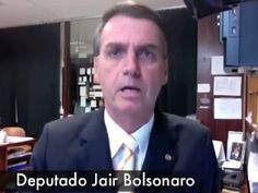Importante alerta do deputado Jair Bolsonaro