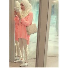 hijabers wearing converse