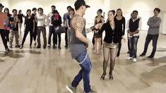Fernando Sosa and Alien Ramirez #salsa #dance #gifs