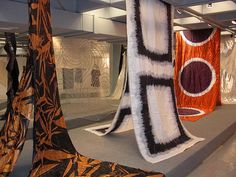 """Innovative Cloth- Junichi Arai"" by World Shibori Network, via Flickr"
